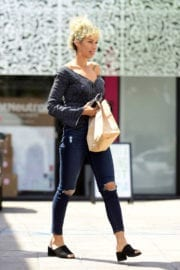 Leona Lewis Stills Out and About in Los Angeles