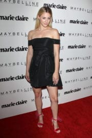 Lili Reinhart at Marie Claire Celebrates Fresh Faces in Los Angeles