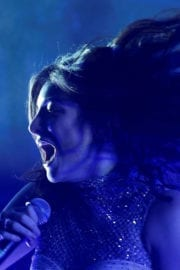 Lorde Performs at 2017 Coachella Valley Music and Arts Festival in Indio