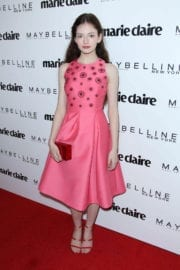 Mackenzie Foy at Marie Claire Celebrates Fresh Faces in Los Angeles