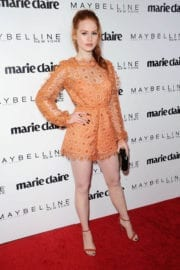 Madelaine Petsch at Marie Claire Celebrates Fresh Faces in Los Angeles