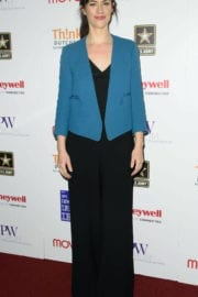 Maggie Siff Stills at New York Moves Power Women Forum in New York