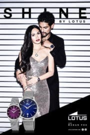 Megan Fox Photoshoot for Lotus Watches Magazine, April 2017