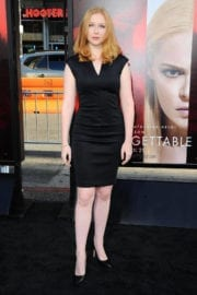 Molly Quinn Stills at Unforgettable Premiere in Los Angeles