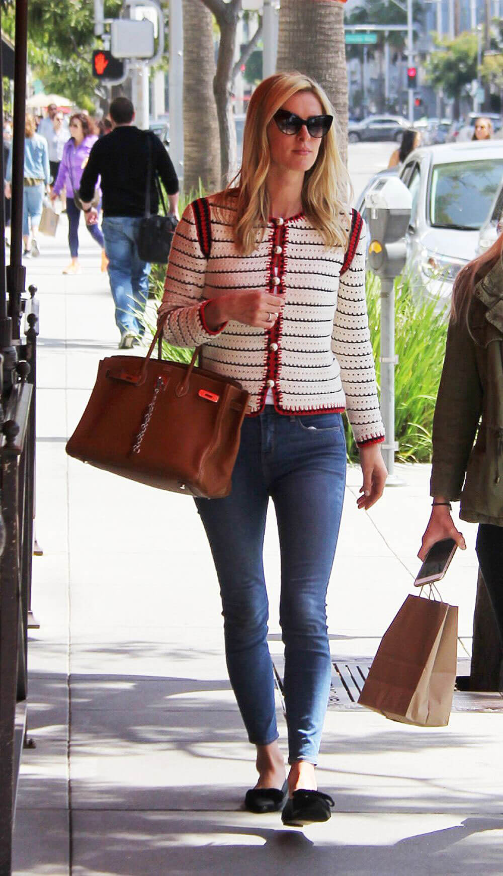 Nicky Hilton Rothschild Stills Out and About in Beverly Hills