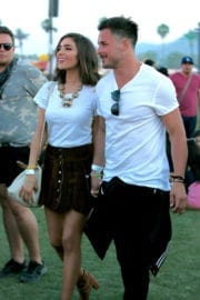Olivia Culpo Stills Out at Coachella Valley Festival in Indio