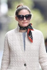 Olivia Palermo Stills Out in New York