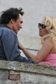 Pamela Anderson and David LaChapelleStills Out in Venice