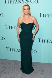 Reese Witherspoon at Tiffany & Co. 2017 Blue Book Collection Gala in New York