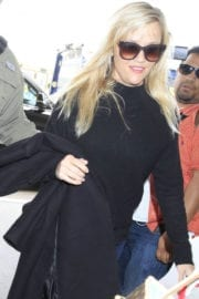 Reese Witherspoon Stills at LAX Airport in Los Angeles