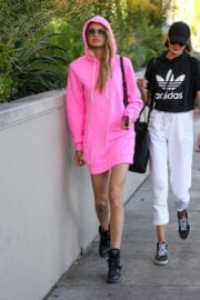 Romee Strijd Stills Out and About in Beverly Hills