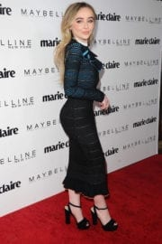 Sabrina Carpenter at Marie Claire Celebrates Fresh Faces in Los Angeles