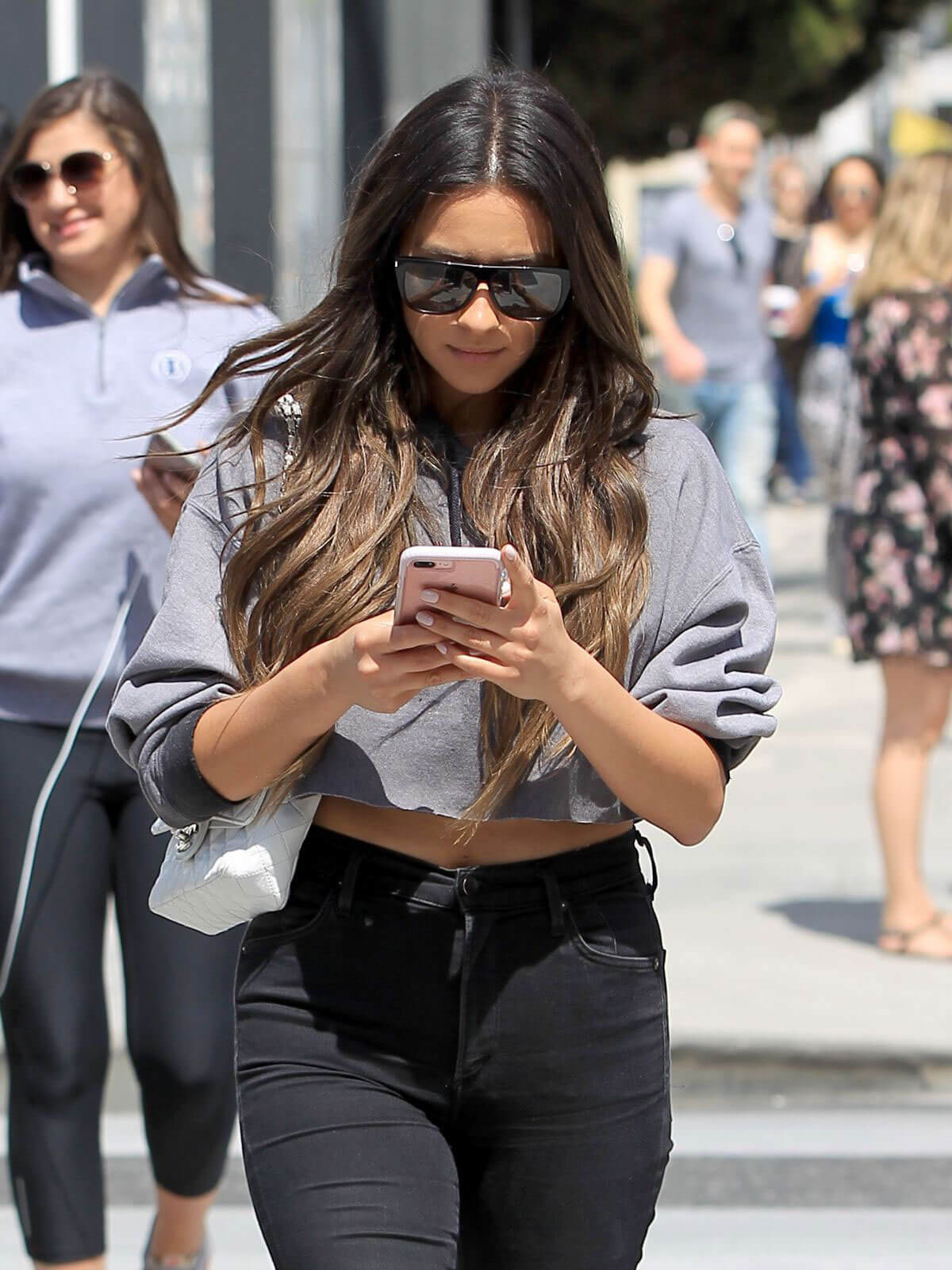 Shay Mitchell Stills Out and About in Beverly Hills