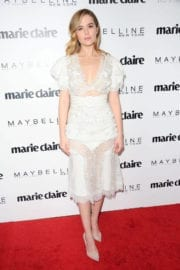 Zoey Deutch at Marie Claire Celebrates Fresh Faces in Los Angeles