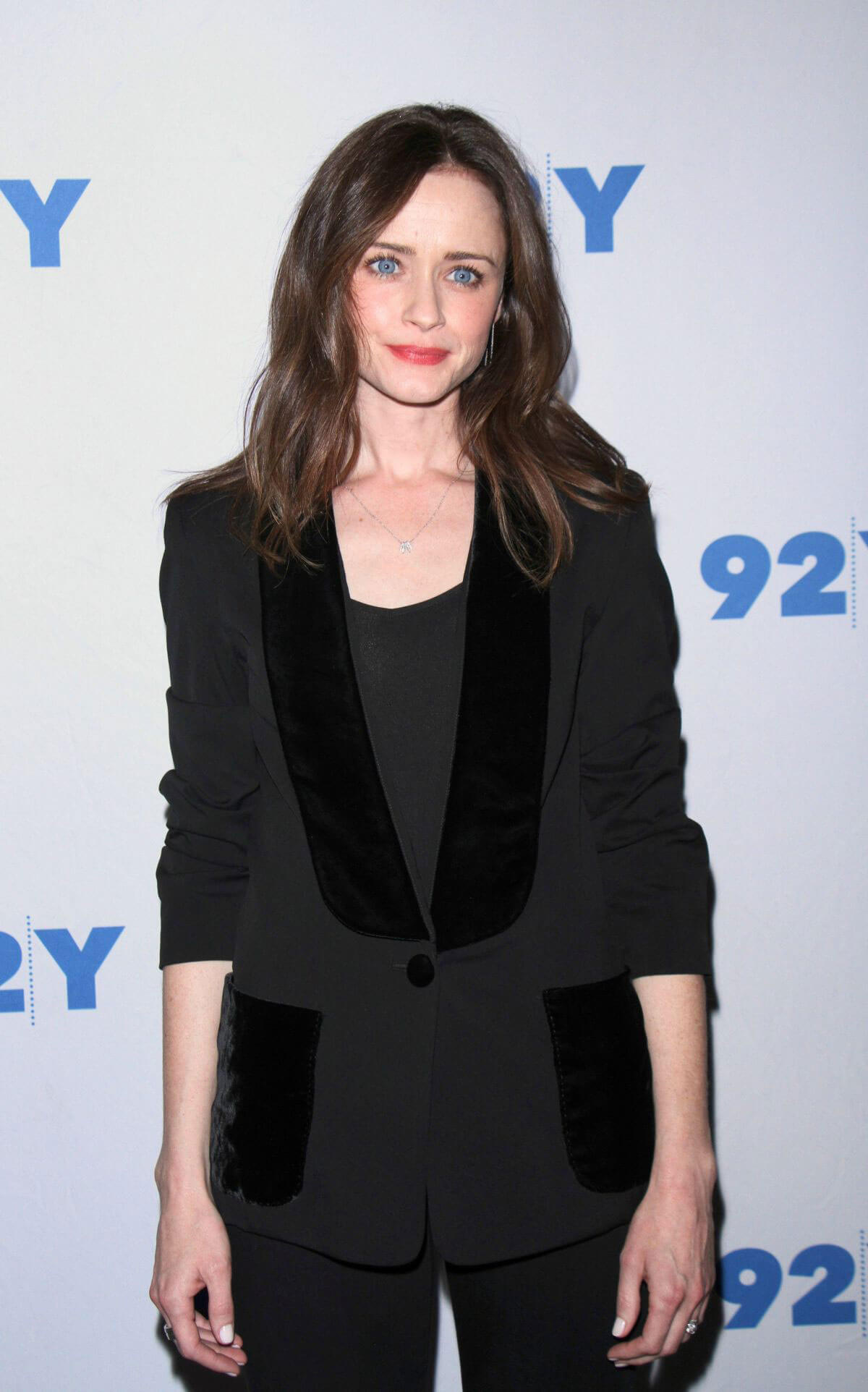 Alexis Bledel at The Handmaid's Tale TV Show Screening in New York