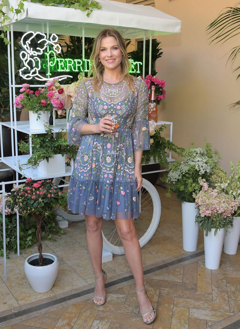 Ali Larter at Perrier-Jouet Toasts Mother's Day in Celebration in Beverly Hills