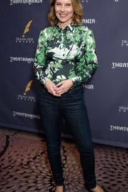 Amy Ryan at 2017 Drama Desk Nominees Reception in New York