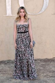Ana de Armas at Dior Cruise Collection 2018 Show in Los Angeles