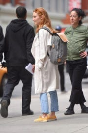 AnnaSophia Robb Out and About in New York