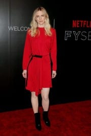 Brit Marling at Netflix's Fysee Kick-off Event at Netflix Fysee Space