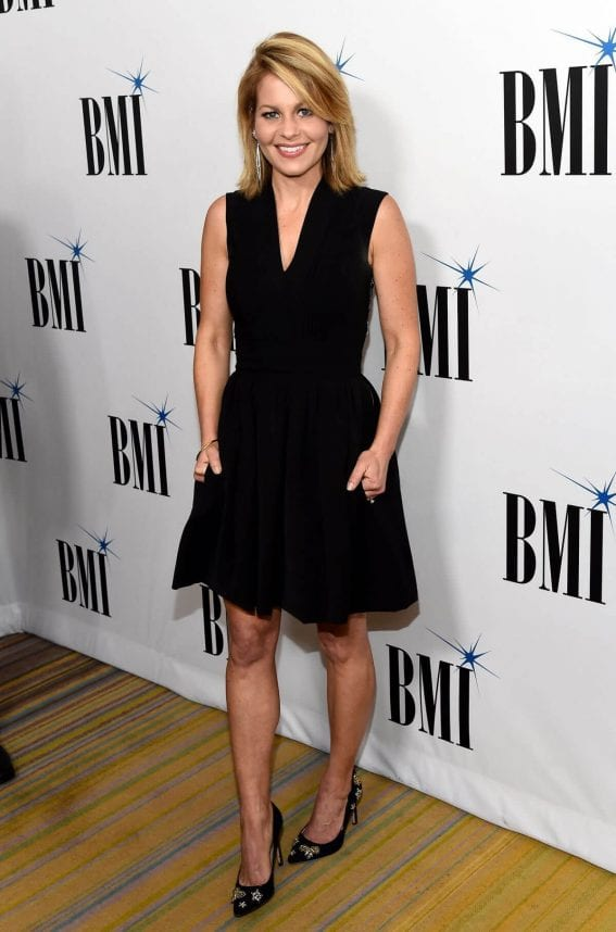 Candace Cameron Bure at 2017 BMI Film, TV & Visual Media Awards in Beverly Hills