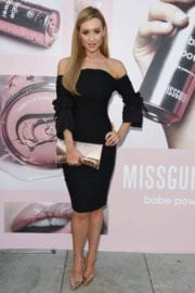 Catherine Tyldesley at Missguided Babe Power Perfume Launch in Manchester