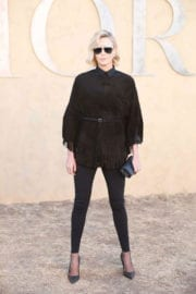 Charlize Theron at Dior Cruise Collection 2018 Show in Los Angeles