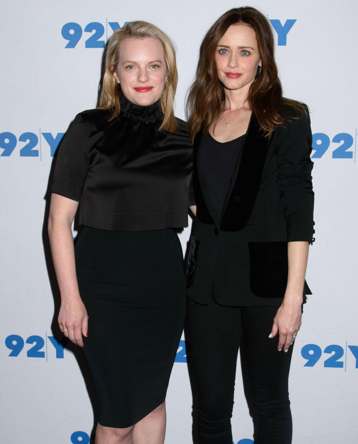 Elisabeth Moss Stills at The Handmaid's Tale TV Show Screening in New York