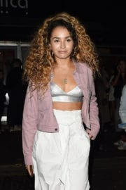 Ella Eyre Night out in London