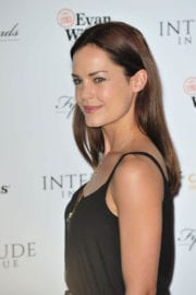 Emily Wyatt at Interlude in Prague Premiere in London