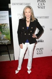 Faye Dunaway at Paris Can Wait Premiere in Los Angeles