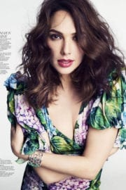 Gal Gadot for Marie Claire Magazine, June 2017