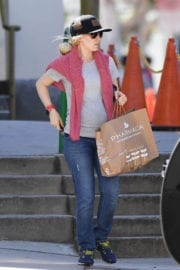 Heidi Montag Stills Out Shopping in Los Angeles
