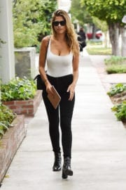 Kara Del Toro Stills Out and About in Los Angeles