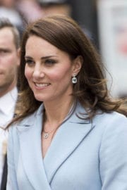 Kate Middleton Arrives at Musée D'Art Moderne Drand-Duc Jean in Luxembourg