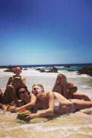 Katy Perry with Friends in Bikinis on Vacation in Cabo San Lucas, May 2017 Instagram Pictures