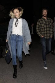 Miley Cyrus Stills Night Out in Los Angeles