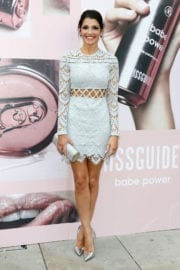 Natalie Anderson at Missguided Babe Power Perfume Launch in Manchester