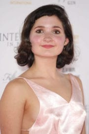 Ruby Bentall at Interlude in Prague Premiere in London