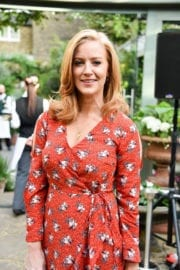 Sarah-Jane Mee at Ivy Chelsea Garden Summer Party in London