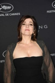 Agnes Jaoui at Women in Motion Awards Dinner at 2017 Cannes Film Festival