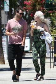 Alessandra Torresani Out and About in Los Angeles