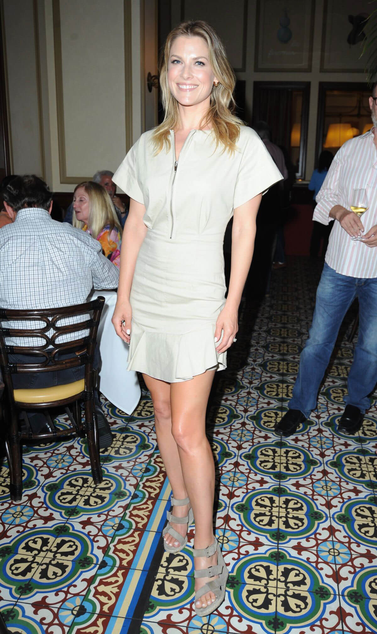 Ali Larter at LA Food Bowl's Soiree Poulet inBeverly Hills
