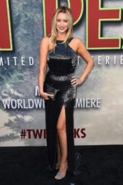 Amy Shiels at Twin Peaks Premiere in Los Angeles