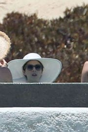 Anna Kendrick, Brittany Snow and Anna Camp on Vacation in Los Cabos