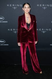 Ase Wang at Women in Motion Awards Dinner at 2017 Cannes Film Festival