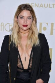 Ashley Benson at Hollywood Foreign Press Association's at 70th Annual Cannes Film Festival