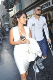 Becky G Out in Los Angeles