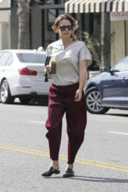 Bethany Joy Lenz Out and About in Los Angeles