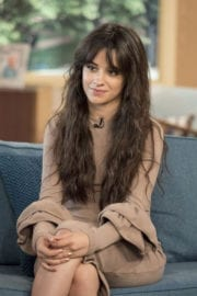 Camila Cabello at This Morning Show in London